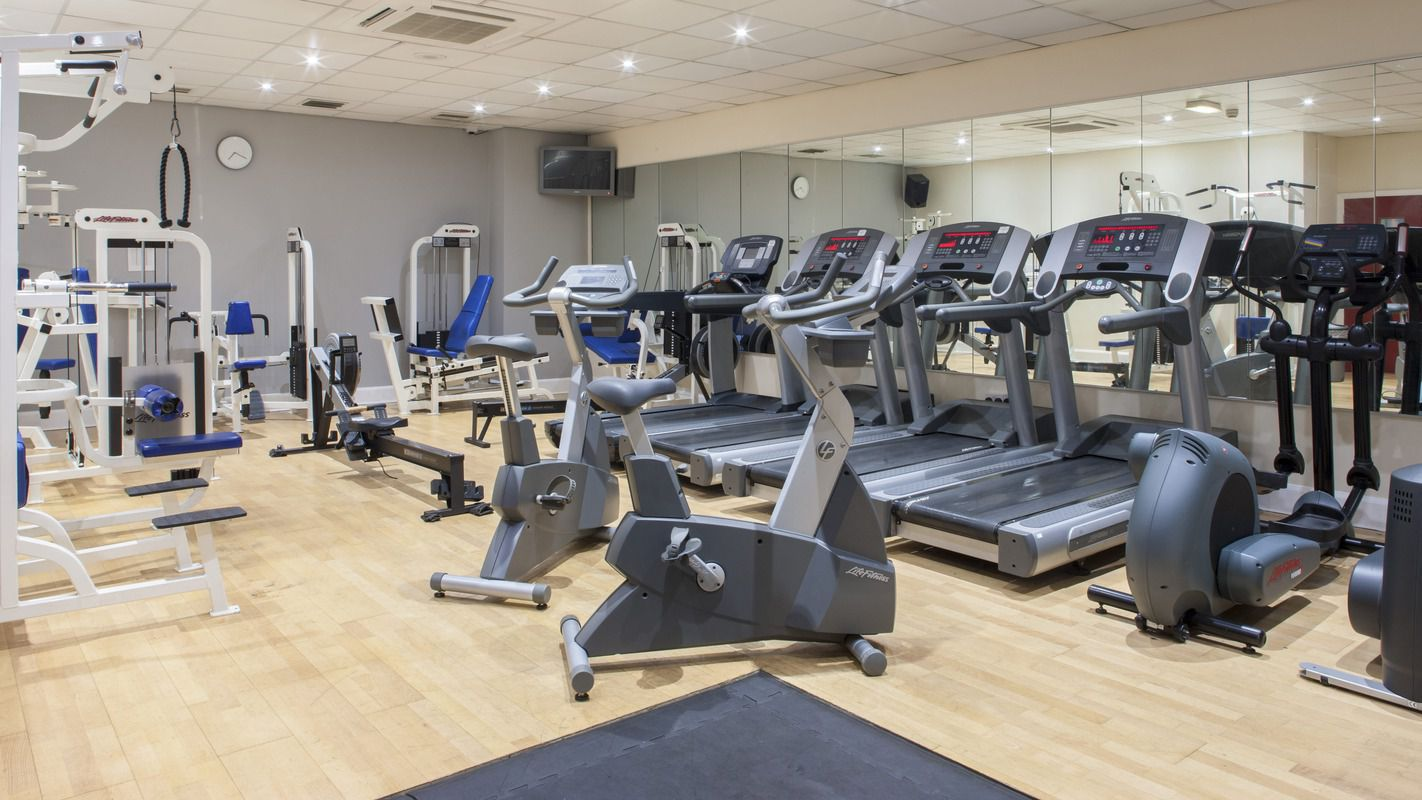You Fit Health Club Our Facilities Rotherham Sheffield M1 J33 Hotel